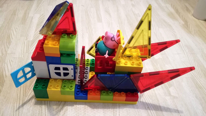 LEGOハック、マグネット
