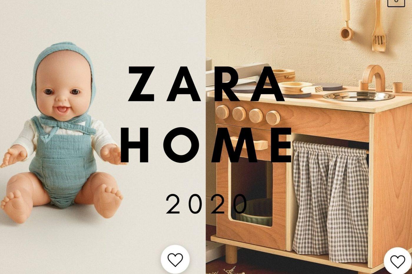 ZARAホームのベビー服・おもちゃ新作チェック。