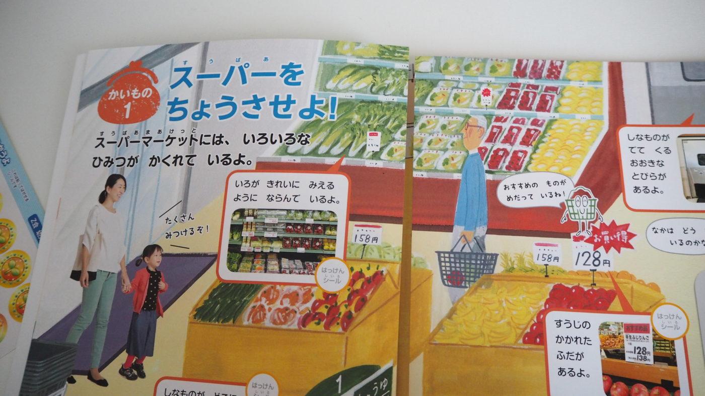 Z会幼児年中コースのレビュー