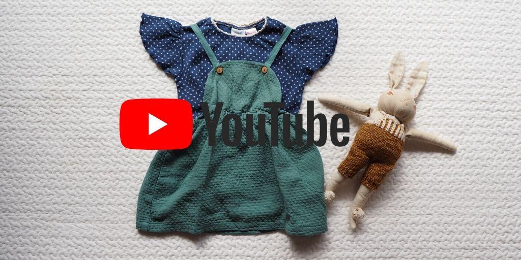 ZARA新作購入品!子供服購入品の動画紹介始めました。