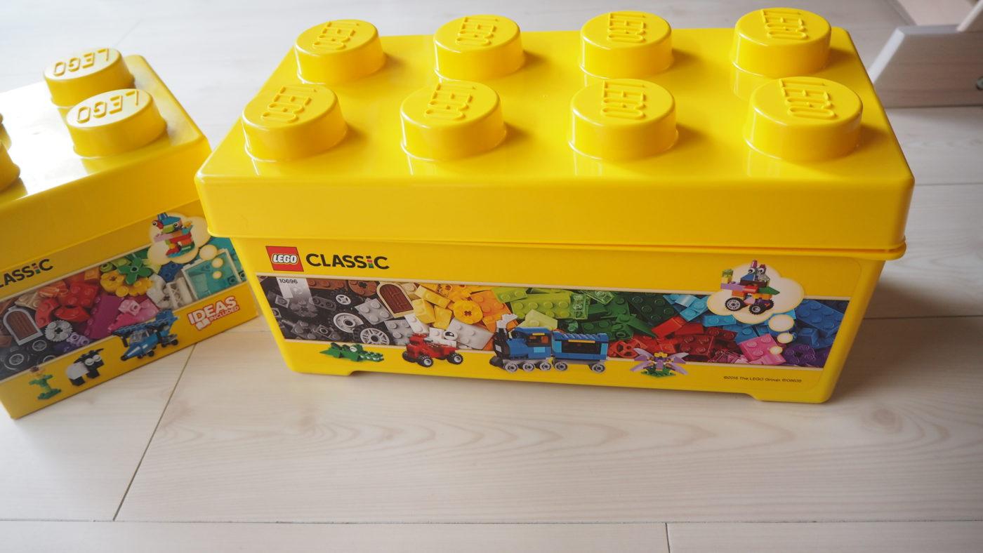 LEGOクラシック黄色のアイデアボックスプラスを買ったよ。