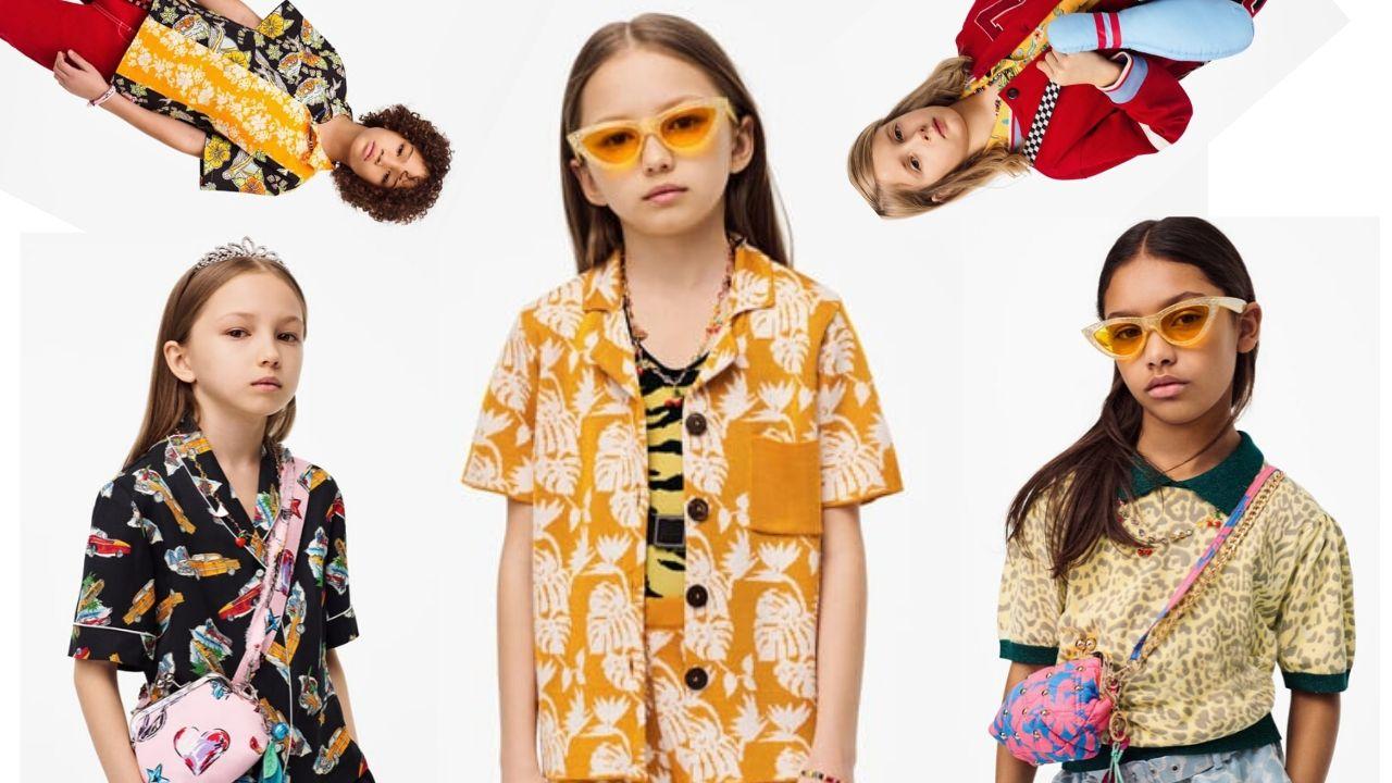 ZARA新作子供服が攻めまくりな件と今日届いたもの。