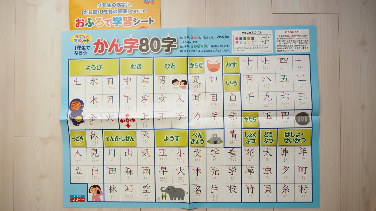 ポスター小学ポピー年生入会特典